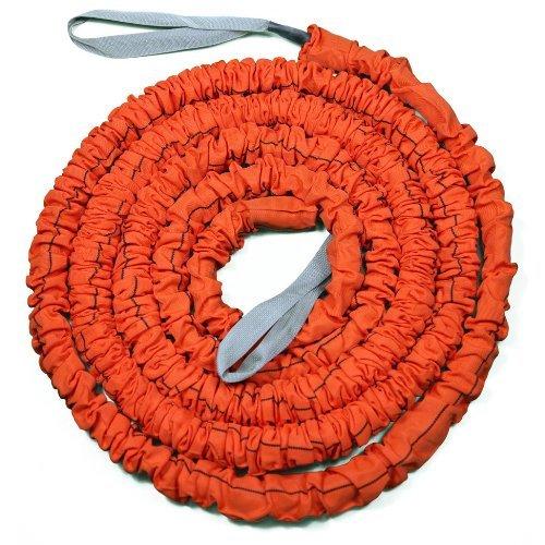 Stroops MMA Erwachsene The Beast Anaconda Battlerope, Orange, 150 lbs/68 kg