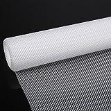 Schublade Futter EVA Non-adhesive Transparente Anti-Rutsch Matte Für Haus Schrank Regal ( Farbe : #1 , Abmessung : 120*45cm )