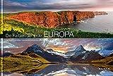 Die Farben der Erde EUROPA: Die faszinierendsten Naturlandschaften desAlten Kontinents (KUNTH Bildbände/Illustrierte Bücher)