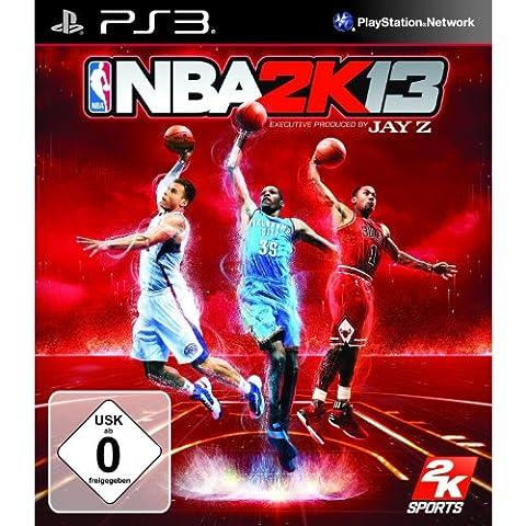 NBA 2K13 (Mario Bros Ps3)