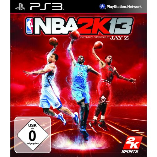 2K Games NBA 2K13