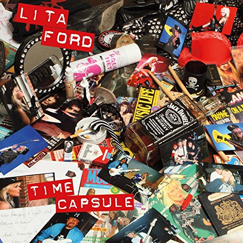 Lita Ford: Time Capsule (Audio CD)