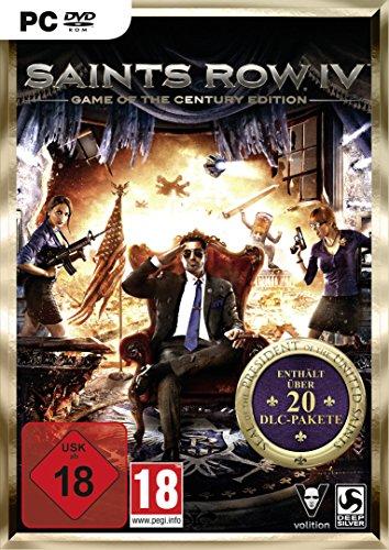 Saints Row IV Game of the Century Edition (Saints Row Iv Für Pc)