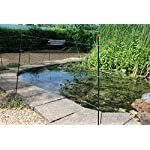 defenders all-in-one kit with 10 m pond fence (protects garden ponds and pools, humane heron deterrent) Defenders All-in-One Kit with 10 m Pond Fence (Protects Garden Ponds and Pools, Humane Heron Deterrent) 61xZ 2Bp4dR5L