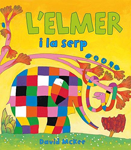 L'Elmer i la serp (L'Elmer. Àlbum il.lustrat)