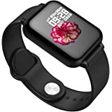 """Smart Watch,Fitness Tracker with Heart Rate/Blood Pressure/Oxygen Monitor,1.3"""" Waterproof Health Exercise Watch Sleep Monitor"""
