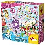 Lisciani Giochi 58860 - Princess Educational Multigames