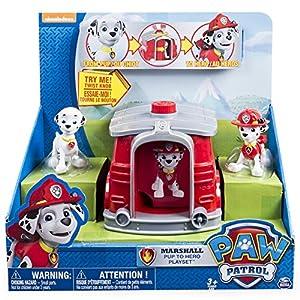 Spin Master Paw Patrol - Pup Hero Play Set, modelos surtidos, 1 unidad