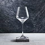 BUTLERS Grapevine Zeitloses Burgunderglas aus Kristall 640 ml