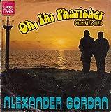 Gordan, Alexander / Oh, Ihr Pharisäer / Pharisäer-Lied / Bildhülle / Wobimusik BSV 1002 / Deutsche Pressung / 7 Zoll Vinyl Single Schallplatte / Melody Singers /