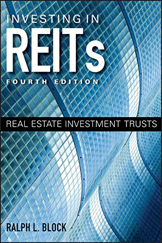 Investing in REITs: Real Estate Investment Trusts (Bloomberg Book 141) (English Edition) (Estate Economics Real Essentials)