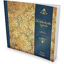 GOCKLER® Dankbarkeits-Tagebuch: 365 Tage Erfolgs-Journal für mehr Achtsamkeit, Bewusstsein & Glück im Leben +++ NEUE AUFLAGE mit glänzendem Softcover +++ DesignArt.: Vintage Royal