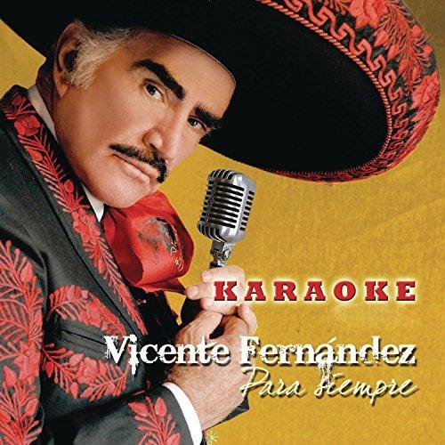 Vicente Fernandez Para Siempre by Pistas (2008-07-15) (Vicente Cd Fernandez)