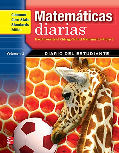 Everyday Mathematics, Grade 1, Spanish Math Journal por Max Bell