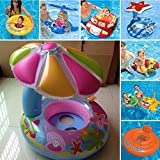 M?nner und Frauen der US - INTEX baby sonnenschirm am ring sitzen Kinder - CARTOON - Auto - Boot verdickung der schwimmenden Schiff baby - sonnencreme