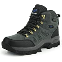 Showlovein Mountain Chaussures Homme Randonnee Impermeable Boots Chaussures d'escalade