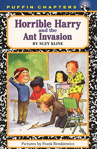 Horrible Harry And the Ant Invasion por Suzy Kline