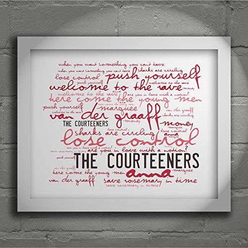 zephyr-kunstdruck-poster-the-courteeners-anna-unterzeichnet-und-nummerierten-limitierte-auflage-typo