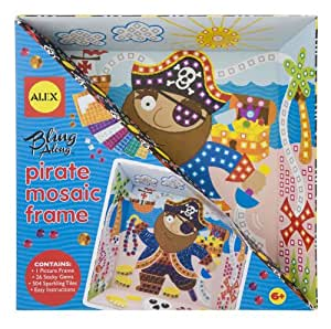 Alex craft bling along frame pirate toys for Alex co amazon