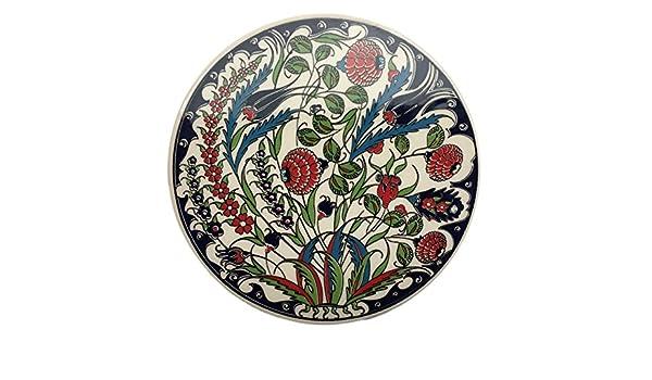 Turco ottomano piastrelle di ceramica sottopentola home house garden
