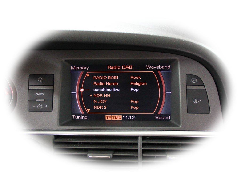 DAB-DAB-Integration-MMI-3G-3G-DAB-Plug-Play