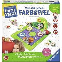 Ravensburger ministeps 04495  - Mein Mäuschen-Farbspiel