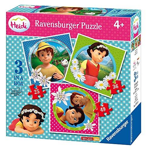 Ravensburger Angelina Ballerina Puzzle (48Stück)