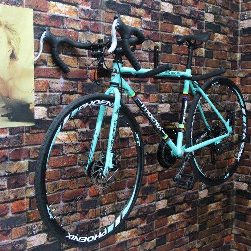 Zoom IMG-3 tenggo pieghevole bicicletta montaggio a