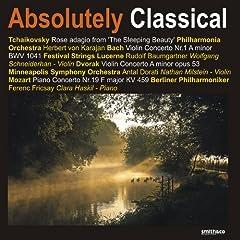 Violin Concerto No. 1 in A Minor, BWV 1041: III. Allegro assai