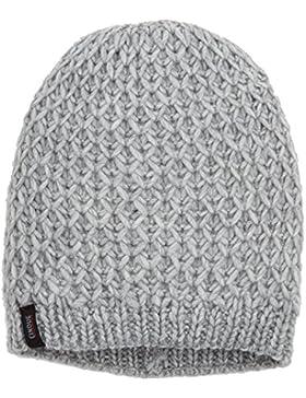 CINQUE Damen Strickmütze Ciyepa Muetze, Grau (Hell Grau 93), One Size (Herstellergröße: 0)