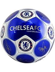Chelsea FC ch03453–Balón de fútbol unisex niños, azul