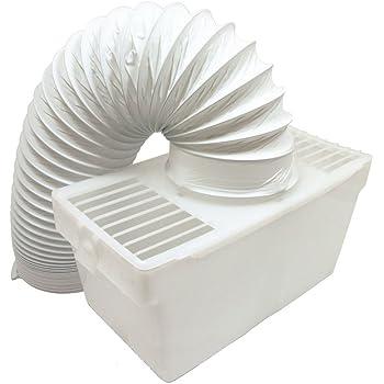Kondensbox für Ablufttrockner, Trockner inkl