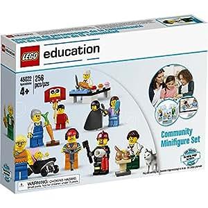 LEGO Education Community Minifigure Set
