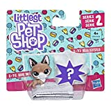 Littlest Pet Shop Mini-Tierpärchen Hunde - E0945