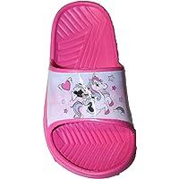 Disney-Claquettes Mules Disney Minnie-Rose-Fille