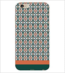 PrintDhaba Pattern D-1430 Back Case Cover for APPLE IPHONE 6S PLUS (Multi-Coloured)