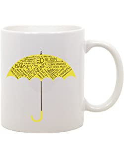 New Indastria Tazza How I Met Your Mother: Amazon.it: Casa e cucina