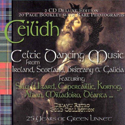 Ceilidh-Celtic Dancing Music - Disco-dancing Dvd