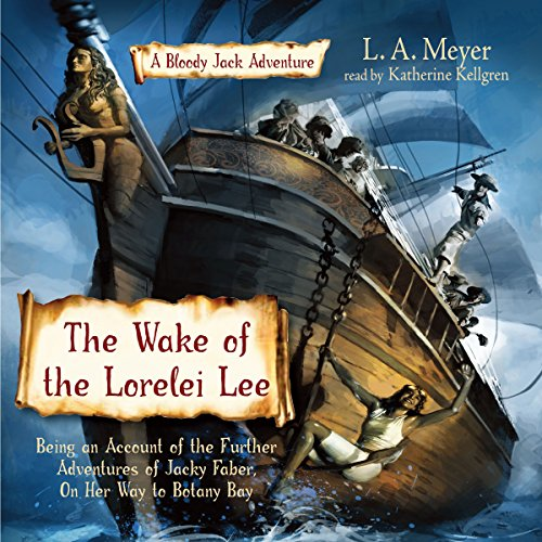 The Wake of the Lorelei Lee  Audiolibri