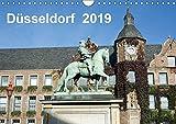 Düsseldorf 2019 (Wandkalender 2019 DIN A4 quer): Die schönsten Motive aus Düsseldorf (Monatskalender, 14 Seiten ) (CALVENDO Orte) - Markus Faber