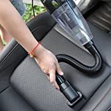 CLKJCAR Car Vacuum Cleaner with HEAP Filter - Best Reviews Guide