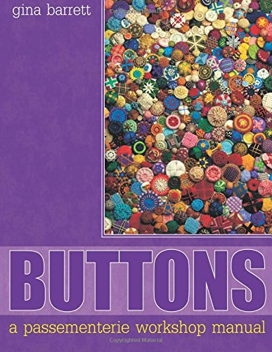 Buttons: A Passementerie Workshop (Kostüm Design Zeichnungen)