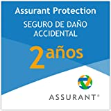 2 años Seguro de daño accidental para un dispositivo audio portátil desde 10 EUR hasta 19,99 EUR
