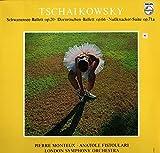 Schwanensee-Ballett op.20 Dornröschen-Ballett op.66 Nußknacker-Suite op.71a