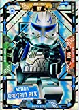 LEGO Star Wars Trading Card Collection Serie 1: Limitierte Auflage LE10 Action Captain Rex