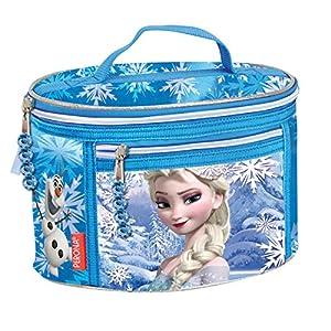 Disney Princesas Neceser Fin Semana Ovalado Frozen Heart