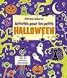 Activités pour les petits Halloween par Gilpin