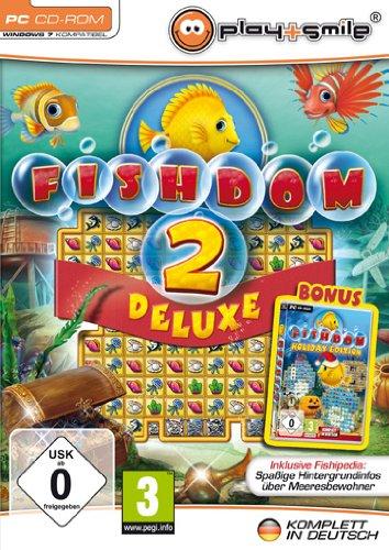 Spiele Fishdom (Fishdom 2 Deluxe)