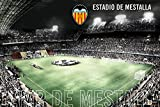 Grupo Erik Editores Mestalla Valencia CF–Poster, 61x91,5cm