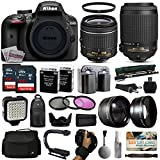 Nikon D3400 Digital SLR Camera with 18-55mm + - Best Reviews Guide